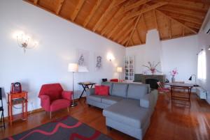 Inside the common living room